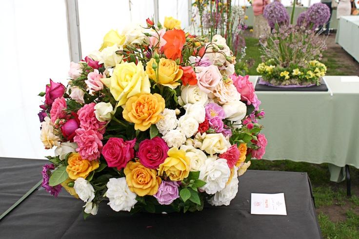 2012 Entry. Floral Art - Badshot Lea.