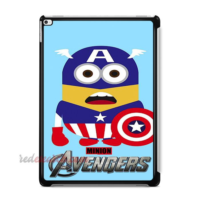 Like and Share if you want this  Cheap Minion Captain America Symbol Cases for iPad     Buy one here---> https://redesearch.com/product/buy-minion-captain-america-symbol-cases-ipad-re851rh/