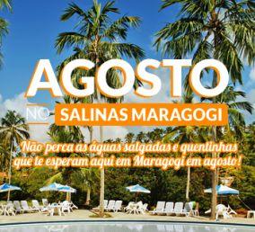 Promoções - Salinas do Maragogi