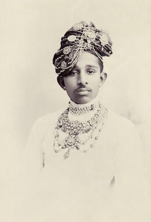 RATLAM Maharaja Sajan Singh Ji Ratlam, c.1900 By Rohit Sonkiya