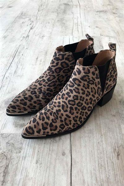 535a0780546 Pavement - Sko - Chili - Leopard Suede | Shoes