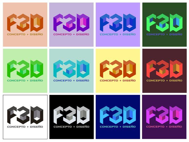 Isotipos F3Design