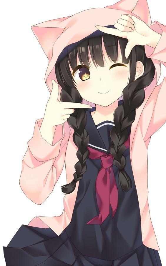 Resultado de imagen para uniform girl anime Tap th…