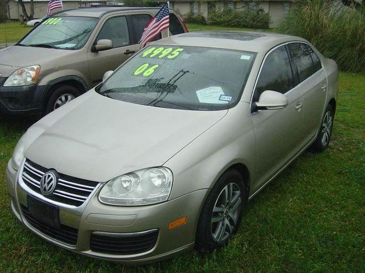 2006 #Volkswagen #Jetta #Cars - #Beaumont, TX at #Geebo