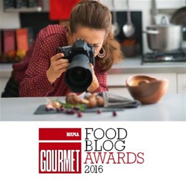 Short list Food Blog Awards 2016