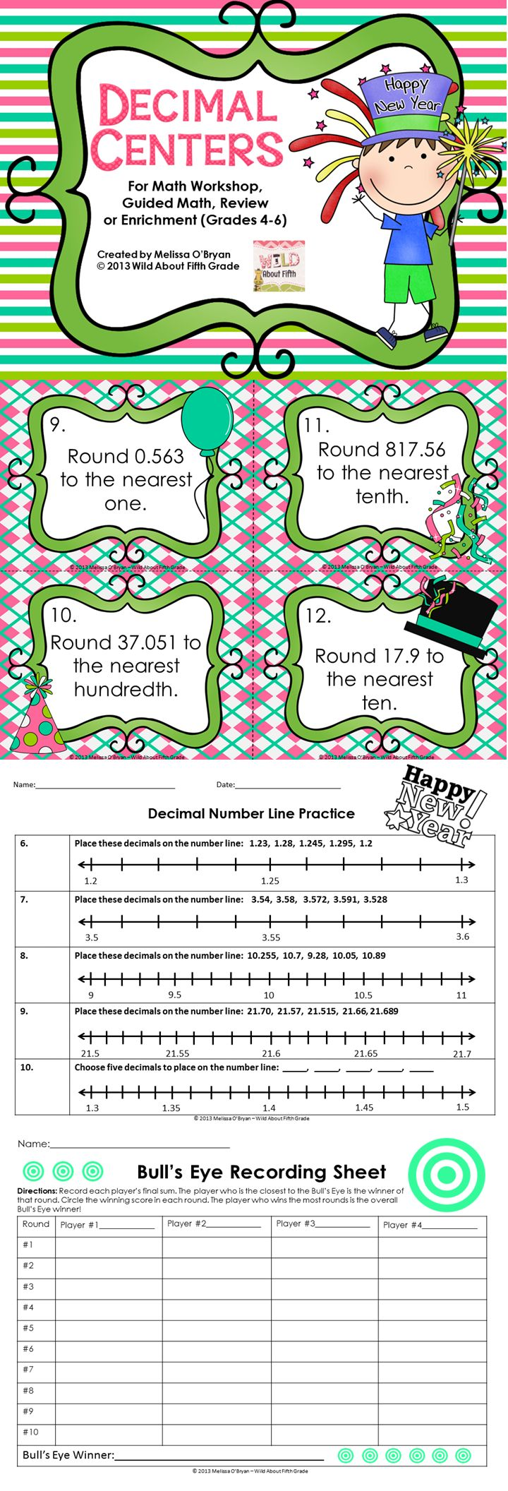 8 Best Middle School Math Task Cards Images On Pinterest Math Task