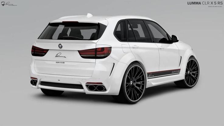 Lumma Design BMW X5 CLR X 5 RS | Car Tuning