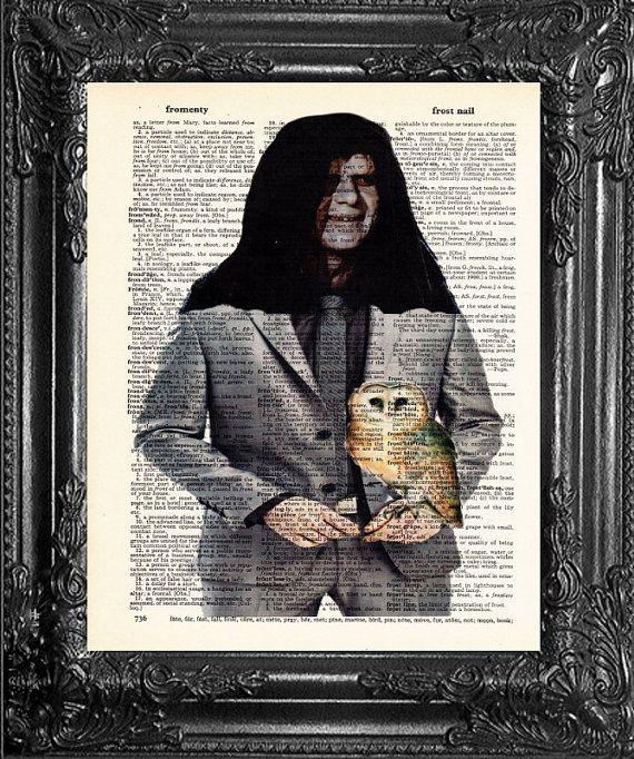 Star Wars Decor- The Emperor Suit- Star Wars Poster Print- Boyfriend Gift- Star Wars Geek Decor- Birthday Gift For friend- Movie Poster