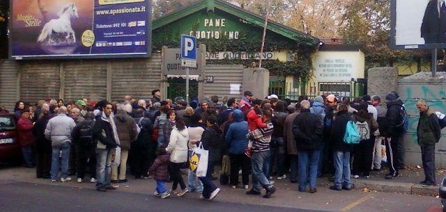 """L'organizzazione milanese #PaneQuotidiano #Onlus lancia l'iniziativa """"#Insieme per il #Pane"""", che supporterà la #ristrutturazione della #sede storica sita in Viale Toscana. #volontari #solidarietà"""