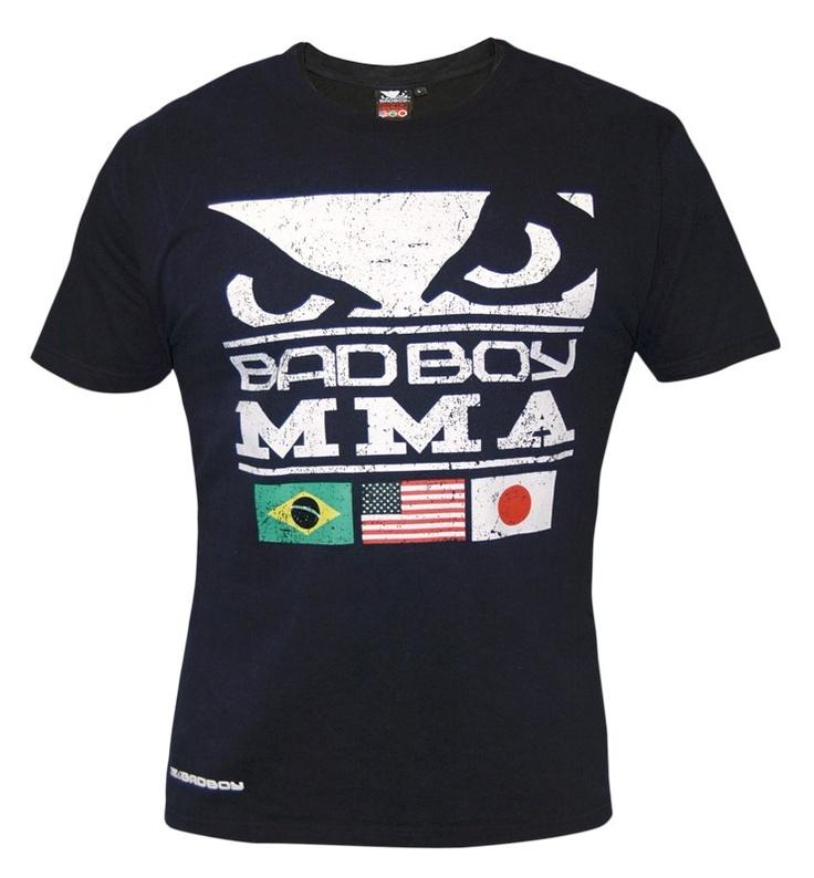 Bad Boy MMA T-shirts, Walk In Tees, Shogun Fight T-shirts   Bad Boy