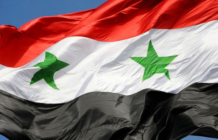 Syria Flag wallpaper