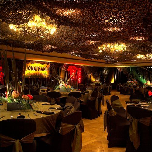 west african themed party | African Themed Events ...