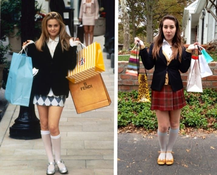 16 DIY Costumes Based On Your Favorite '90s Movie Character