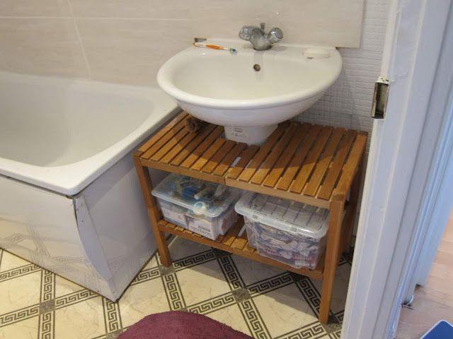 Les 25 meilleures id es de la cat gorie meuble sous lavabo for Ikea meuble sous lavabo