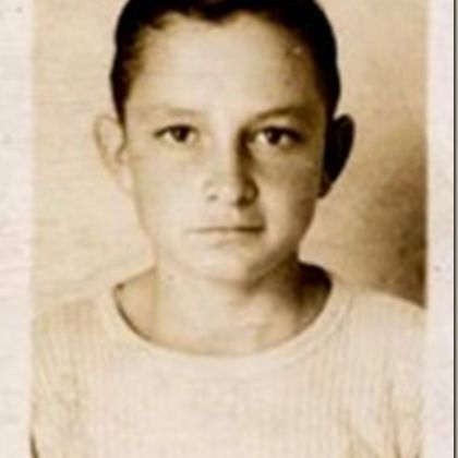 Young Johnny Cash Kid Picture