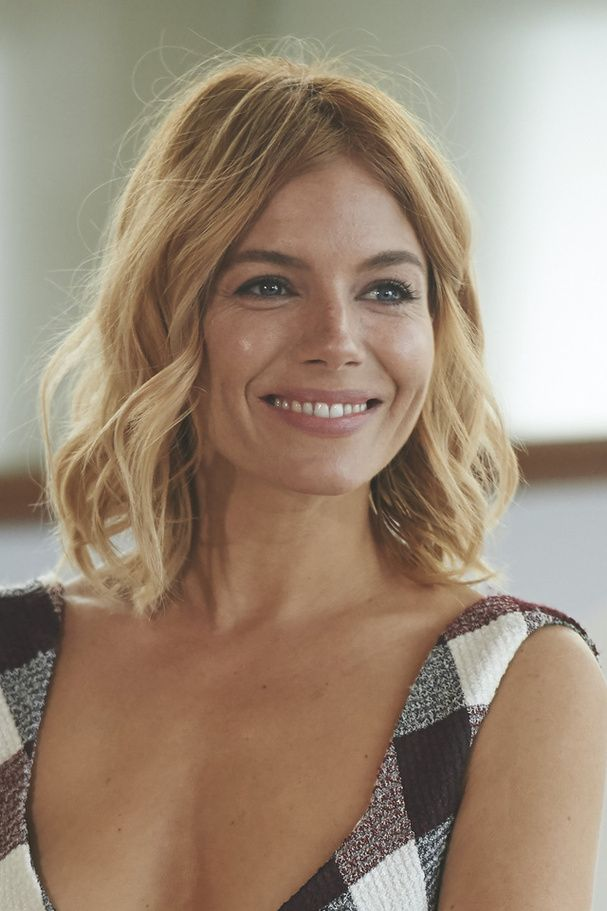 le blond vnitien ondul de sienna miller mon but inaccessible - Coloration Franck Provost Nuances