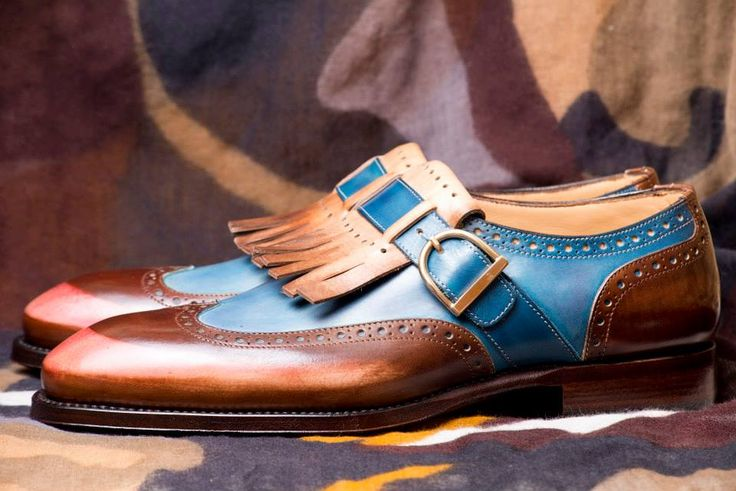 Would love a pair of these! Does Ivan Crivellaro make shoes for women?