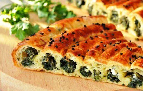 Рецепты пирога со шпинатом и с сыром, секреты выбора ингредиентов и