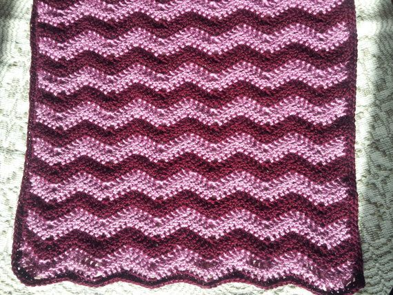 Handmade merino wool pink and violet baby by TinutesCreations, $25.00