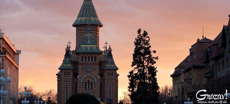 Pun pariu că nu știai asta despre Catedrala Mitropolitană din Timișoara.