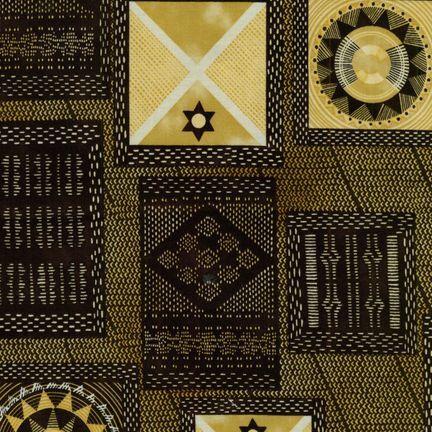 Robert Kaufman Fabrics: ETJ-6354-14 NATURAL from Native Arts
