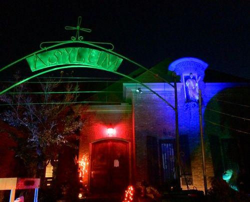 beautiful lighting for halloween haunt hf member - Halloween Lighting Ideas