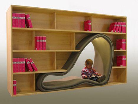 Escape Into Your Cave » Yanko Design