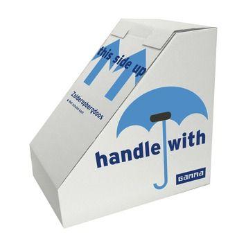 GAMMA opbergdoos zolder karton wit 104x1x103 cm in de beste prijs-/kwaliteitsverhouding, volop keuze bij GAMMA