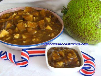 Cocina Costarricense: miel fruta de pan