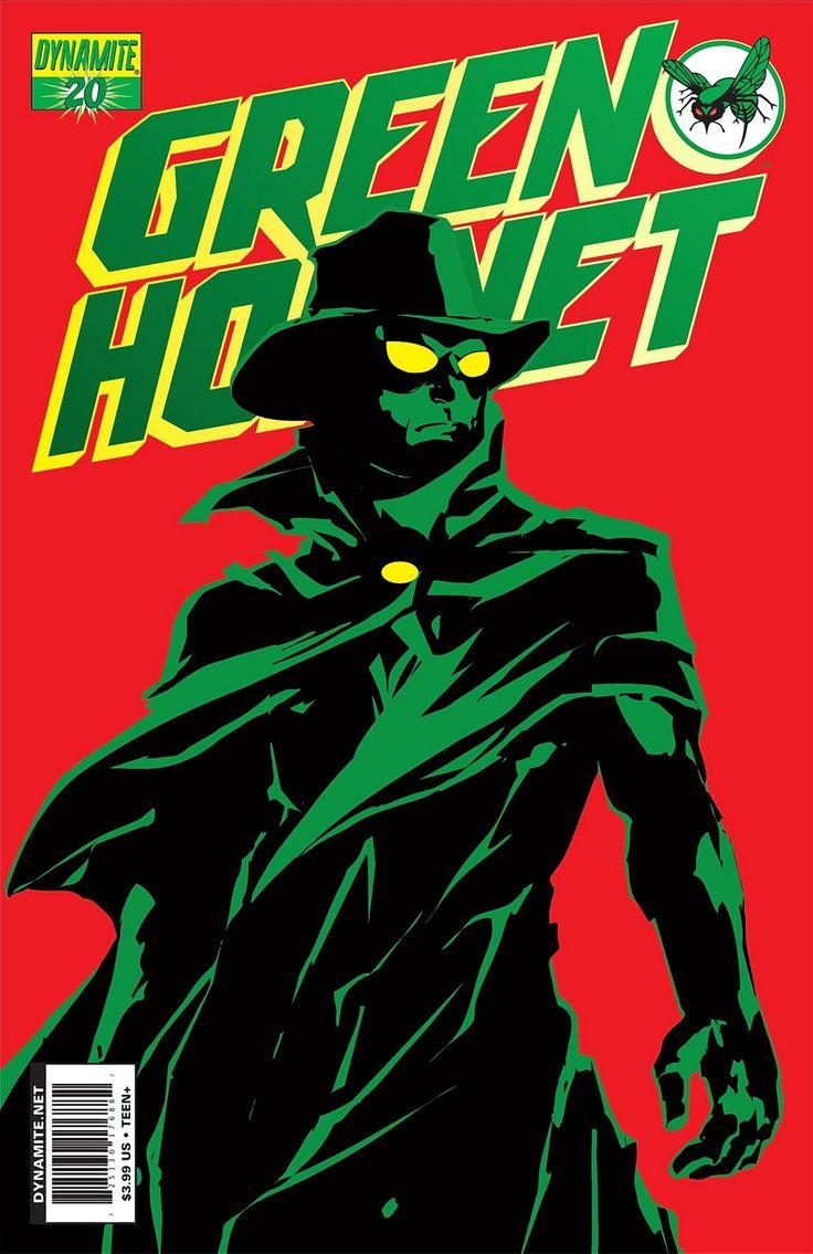 Green Hornet 20