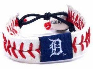 Detroit Tigers Baseball Bracelet - Classic Style Z157-5224600126