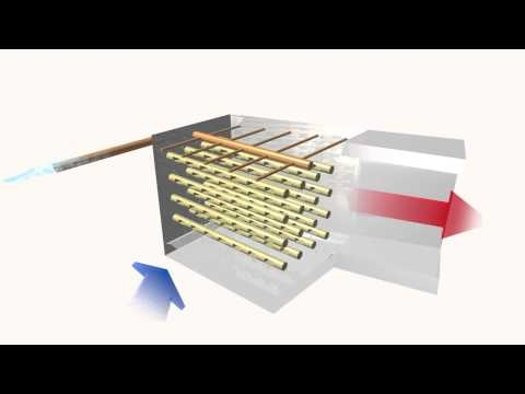 Researchers in Canada are working to build an experimental Atmosphere Vortex Engine at Lambton College in Ontario. An atmospheric vortex engine, AVE, uses a controlled vortex to capture mechanical energy produced when heat is carried upward by convection in the atmosphere. Designer Louis Michaud's idea is to blow some of the excess heat produced...
