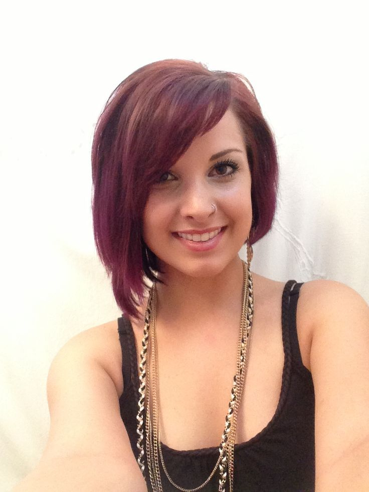 Asymmetrical Bob Haircut Pictures Cool this is how I would not want it!!!