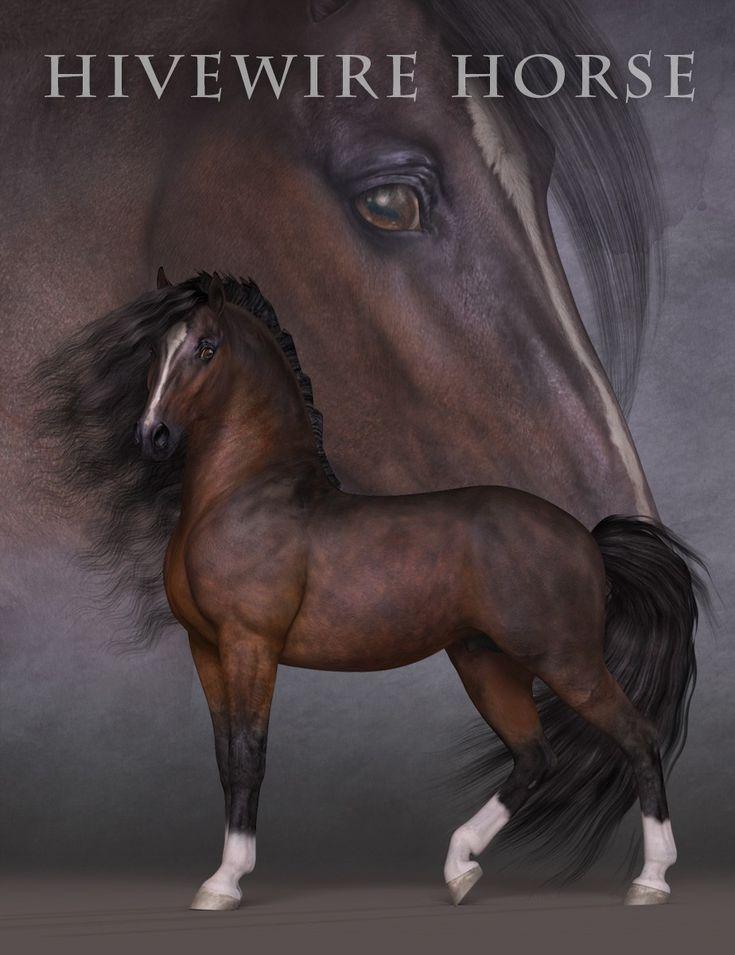 https://zonegfx.com/hivewire-3d-horse/