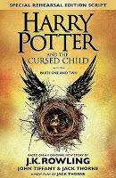 Bibliomaníacas: Harry Potter and the Cursed Child - J.K. Rowling, John Tiffany & Jack Thorne