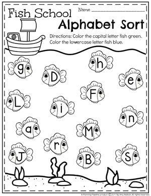 summer preschool worksheets alphabet worksheets and preschool alphabet. Black Bedroom Furniture Sets. Home Design Ideas