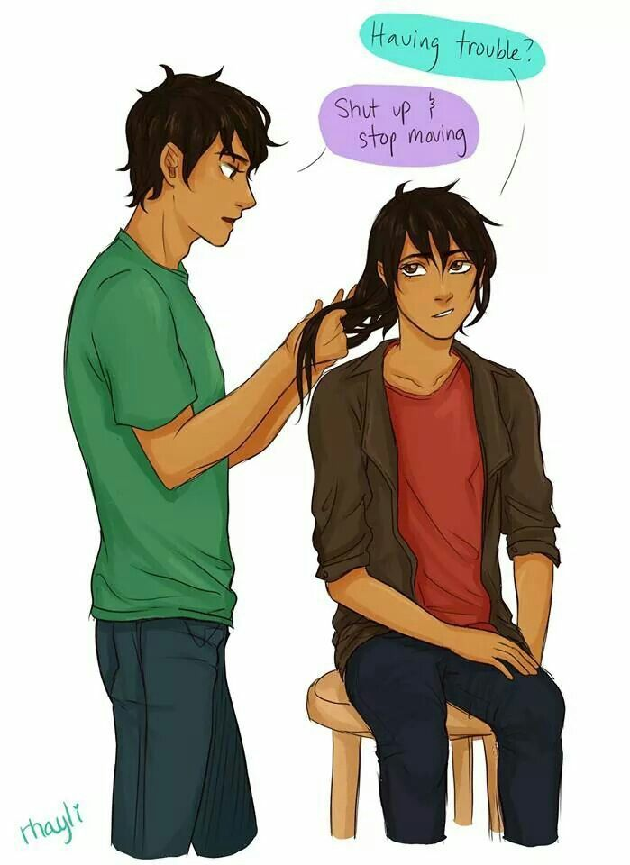 genderbent nico and bianca nico di angelo pinterest