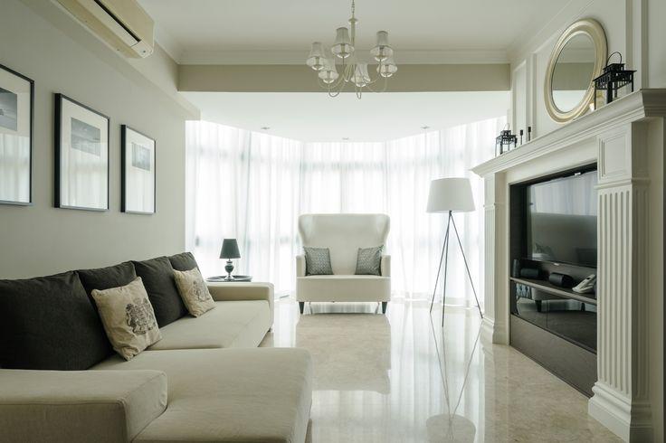 Living Room Icon Interior Design