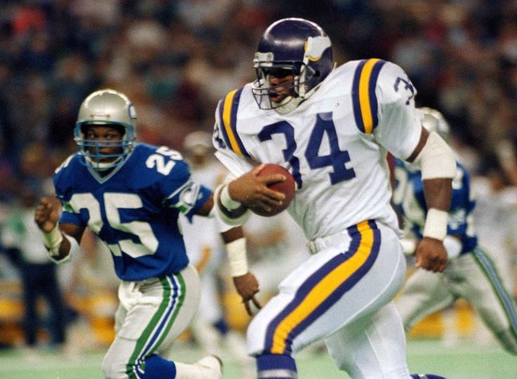 Herschel Walker, Minnesota Vikings
