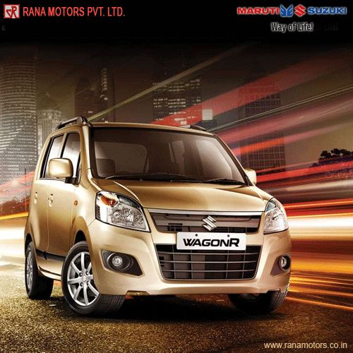Smarter WagonR! for the smarter you. http://www.ranamotors.co.in/toolkit/maruti-suzuki-wagonr-en-in.htm #Maruti #MarutiSuzuki #Car #WagonR #Delhi #Gurgaon #RanaMotors