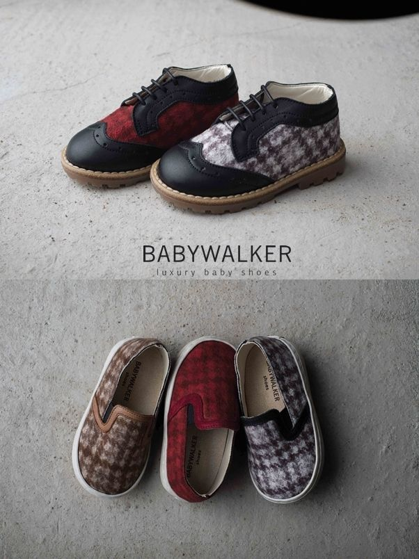 Striclty for little fashionistas.. BABYWALKER luxury shoes FW2014/15