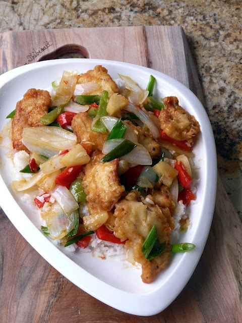 Sweet and Sour Chicken: Chine Food, Chicken Recipes, Asian Maine, Asian Food, Sour Chicken, Sour Pork, 1 Chine, Chinese Food, Chicken Salad Recipes