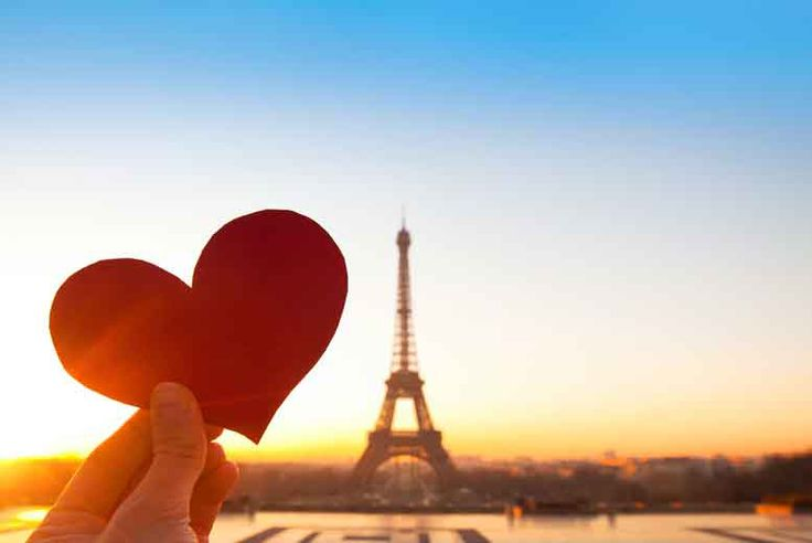 win a Valentine's weekend in Paris for 2 including return flights and 2 nights in 4* accommodation!
