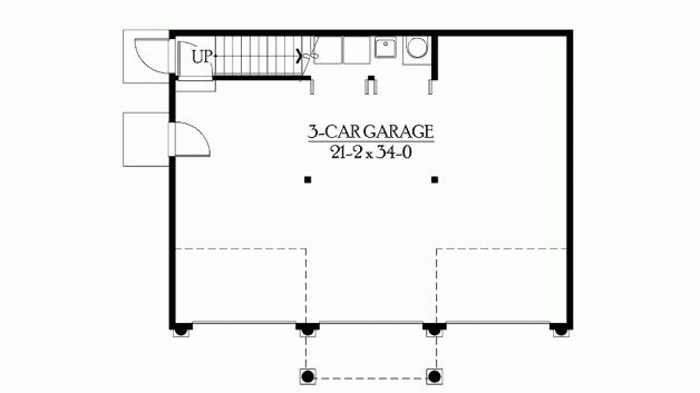 6 Perfect Tiny Home Floor Plans That Feature French Doors