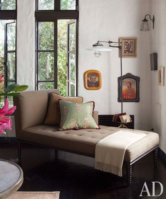 Романтическое поместье Шерил Кроу в Голливуде ~ Дизайн красивых интерьеров и вещей