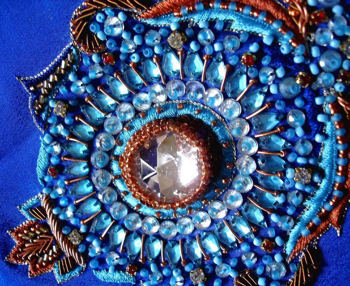 indian embroidery zardozi | make handmade, crochet, craft