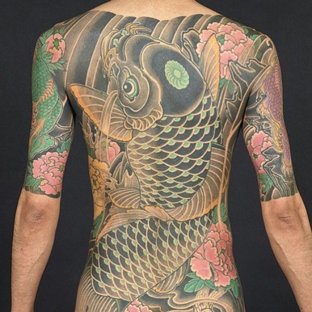 347 Best Images About Full Tattoo On Pinterest: 966 Best Images About Japanese Full Body Tattoo On Pinterest