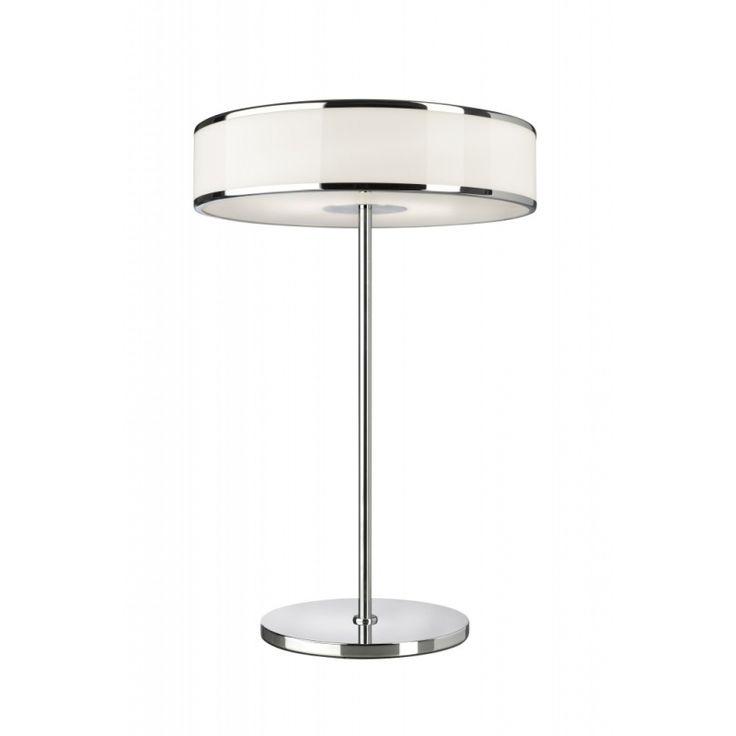 Unique ansprechende Tischleuchte Lounge von Sompex bei Leuchten Welt Sompex Tischleuchte