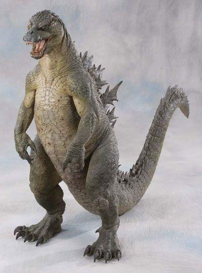 Stan Winston's Godzilla Concept Design