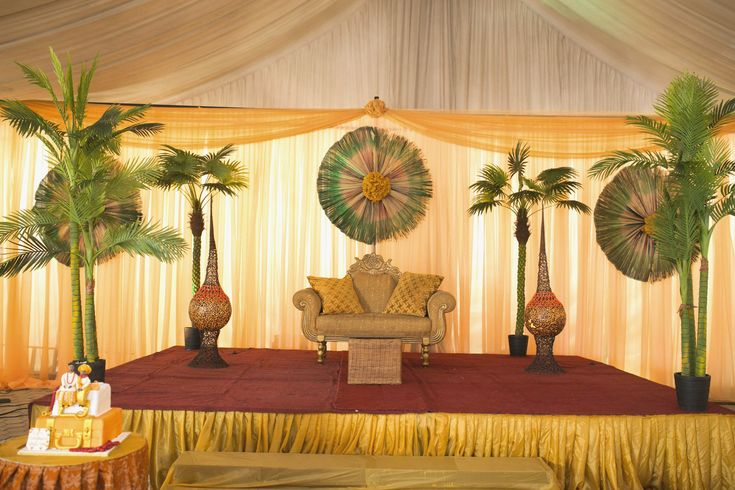 Traditional Wedding Decoration Pictures In Nigeria